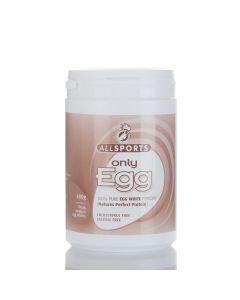 AllSports Pure Egg White Protein Powder