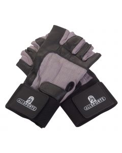 DELUXE GLOVES WITH WRIST STRAP