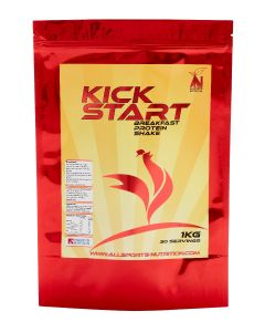 AllSports Kick Start Breakfast Protein Shake