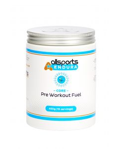 ALLSPORTS:ENDURA Core Pre-Workout Fuel 450g