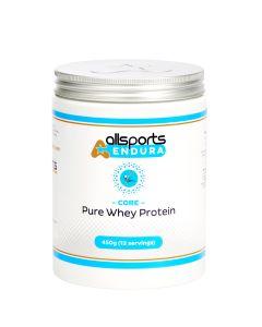 ALLSPORTS:ENDURA Core Pure Whey Protein 450g