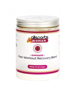 ALLSPORTS:WOMAN Empower Post Workout Recovery Blend 600g