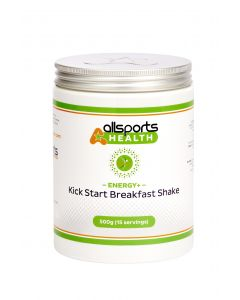 ALLSPORTS:HEALTH Energy+ Kick Start Breakfast Shake 500g