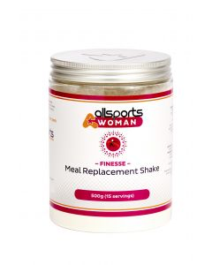 ALLSPORTS:WOMAN Finesse Meal Replacement Shake 500g
