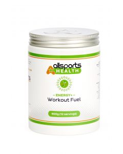 ALLSPORTS:HEALTH Energy+ Workout Fuel 600g