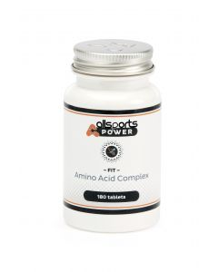 ALLSPORTS:POWER Fit Amino Acid Complex 180 tablets