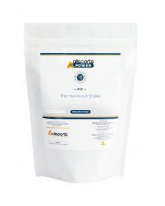 ALLSPORTS:POWER Fit Pre-Workout Shake 600g