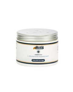 ALLSPORTS:POWER Freestyle L-Glutamine Supplement 300g