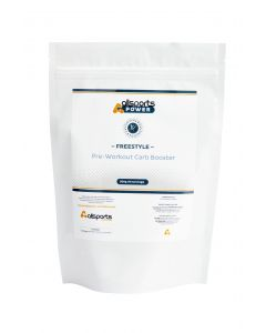 ALLSPORTS:POWER Freestyle Pre-Workout Carb Booster 500g