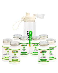 ALLSPORTS:HEALTH Wellness Immunity Booster Bundle