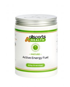 ALLSPORTS:HEALTH Mature Active Energy Fuel 600g