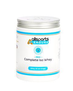 ALLSPORTS:ENDURA Pro Complete Iso Whey 450g