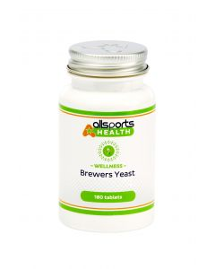 ALLSPORTS:HEALTH Wellness Brewers Yeast 180 Tablets