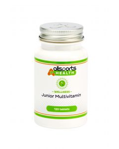 ALLSPORTS:HEALTH Wellness Junior Multivitamin 120 Tablets