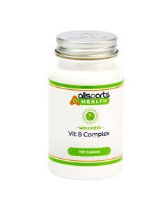 ALLSPORTS:HEALTH Wellness Vit B Complex 120 Tablets