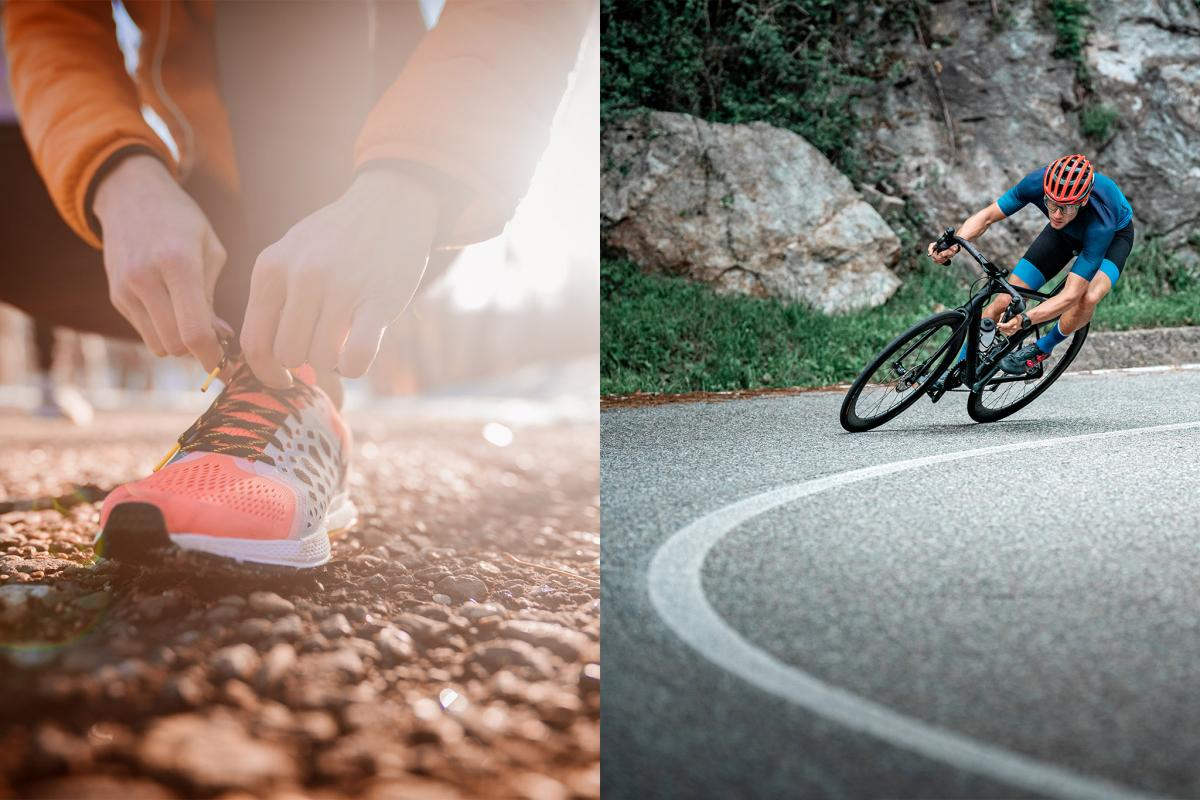Running or Cycling? Tailor Your Off-season Training for a Successful 2021