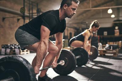 Don't Ditch Off-Season Strength Training Once Competitions Start!